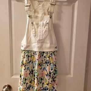Jorache Overall dress large 10/12
